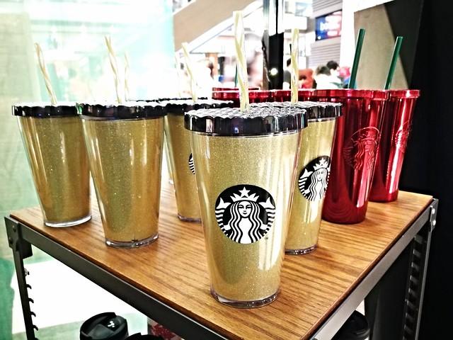 Starbucks Christmas Tumblers 2016