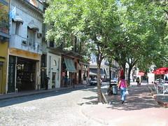Ultimo tango a San Telmo, Buenos Aires argentina