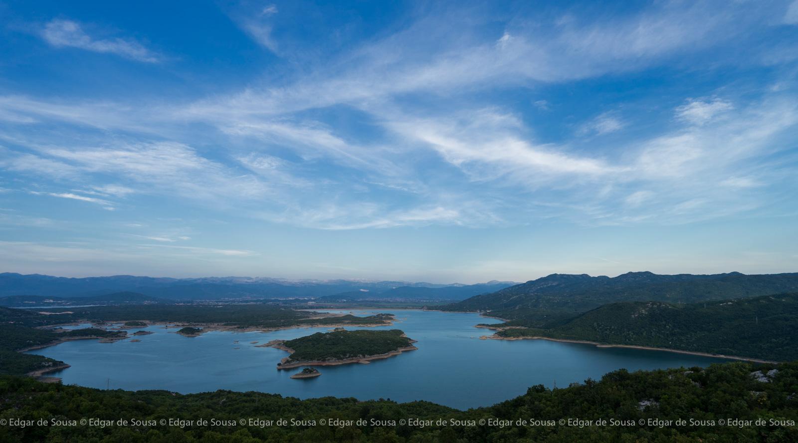 Lake Slankso, Montenegro