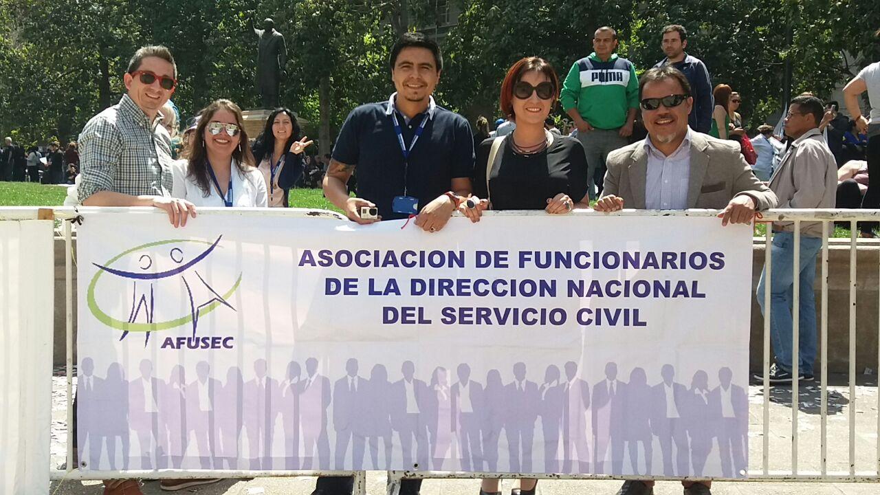 AFUSEC en segundo día Paro Nacional de 48 horas por Reajuste Digno – 21 Octubre 2016