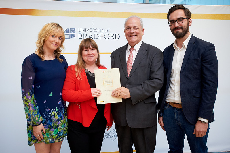 Vice-Chancellor's Awards for Outstanding Achievement 2016