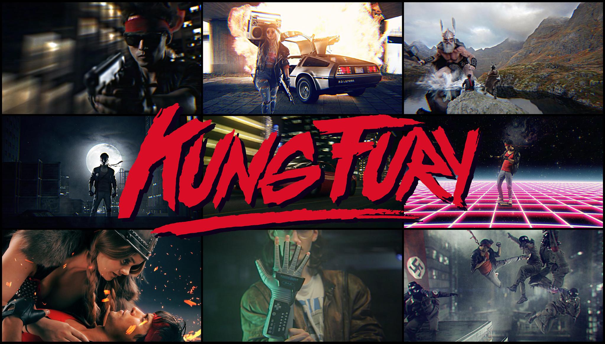 Kung fucking Fury