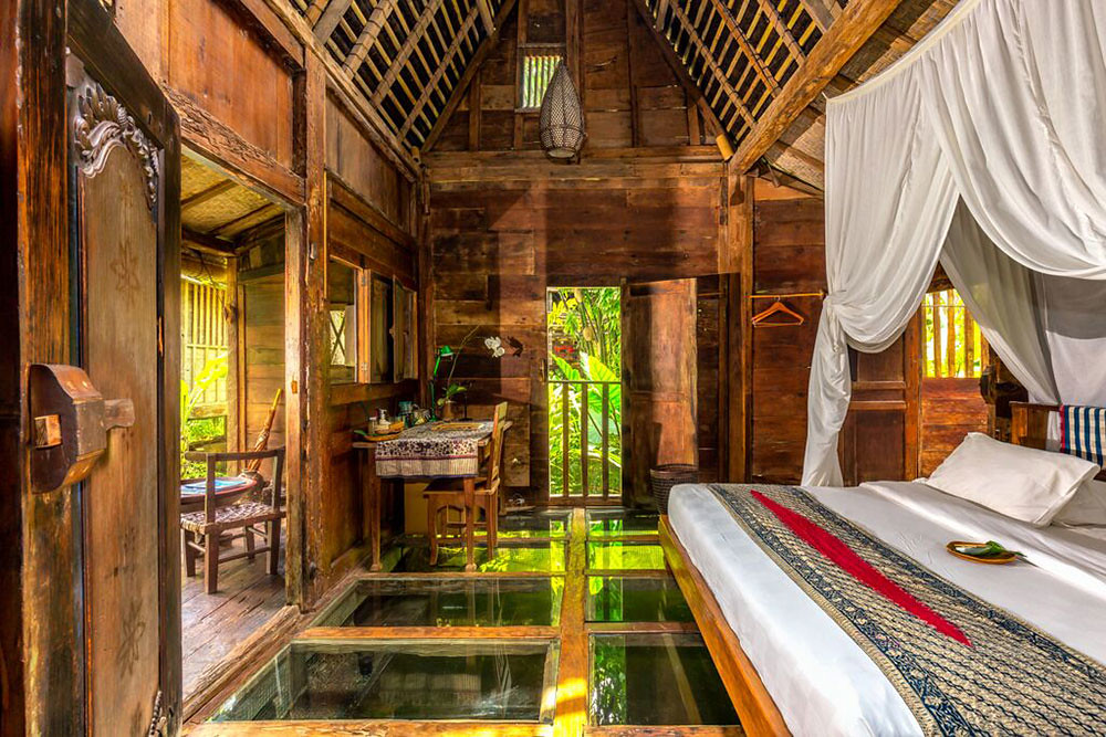 15 Unique hotels in Bali that will show you its crazy creative side
