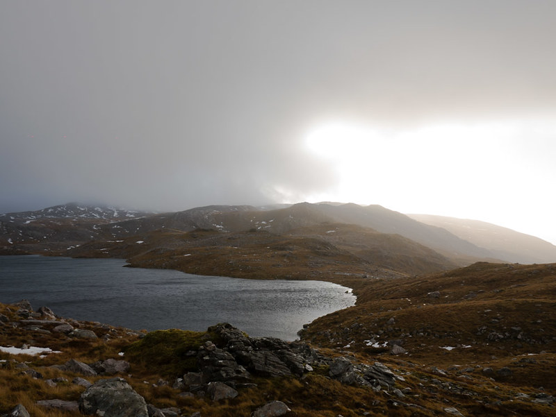 The Assynt Traverse: Blow by blow