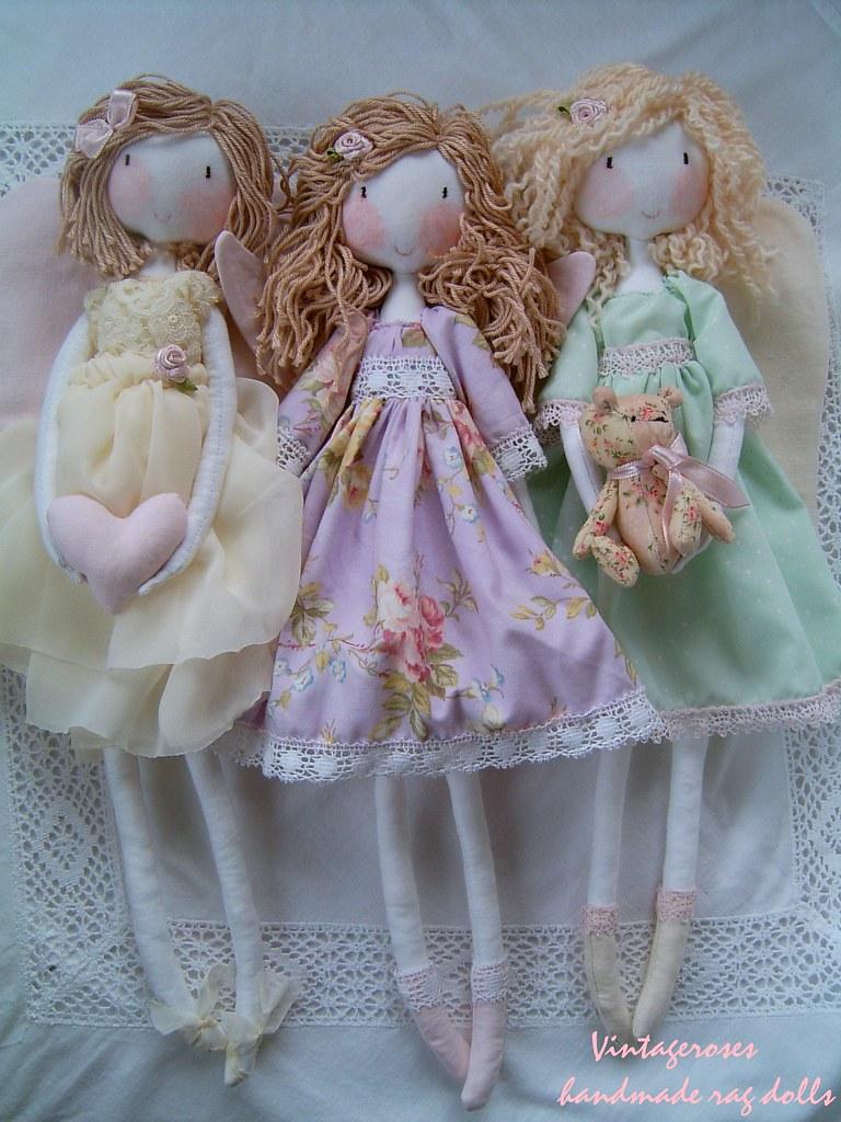 Handmade Rag Dolls Handmade Rag Doll Waldorf Doll Soft