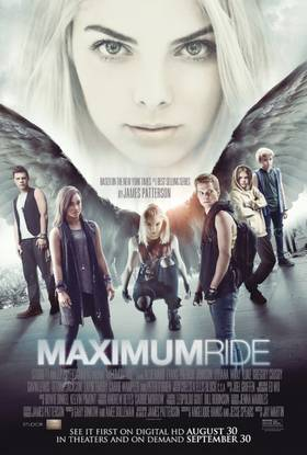 Maksima Raid / Maximum Ride (2016)
