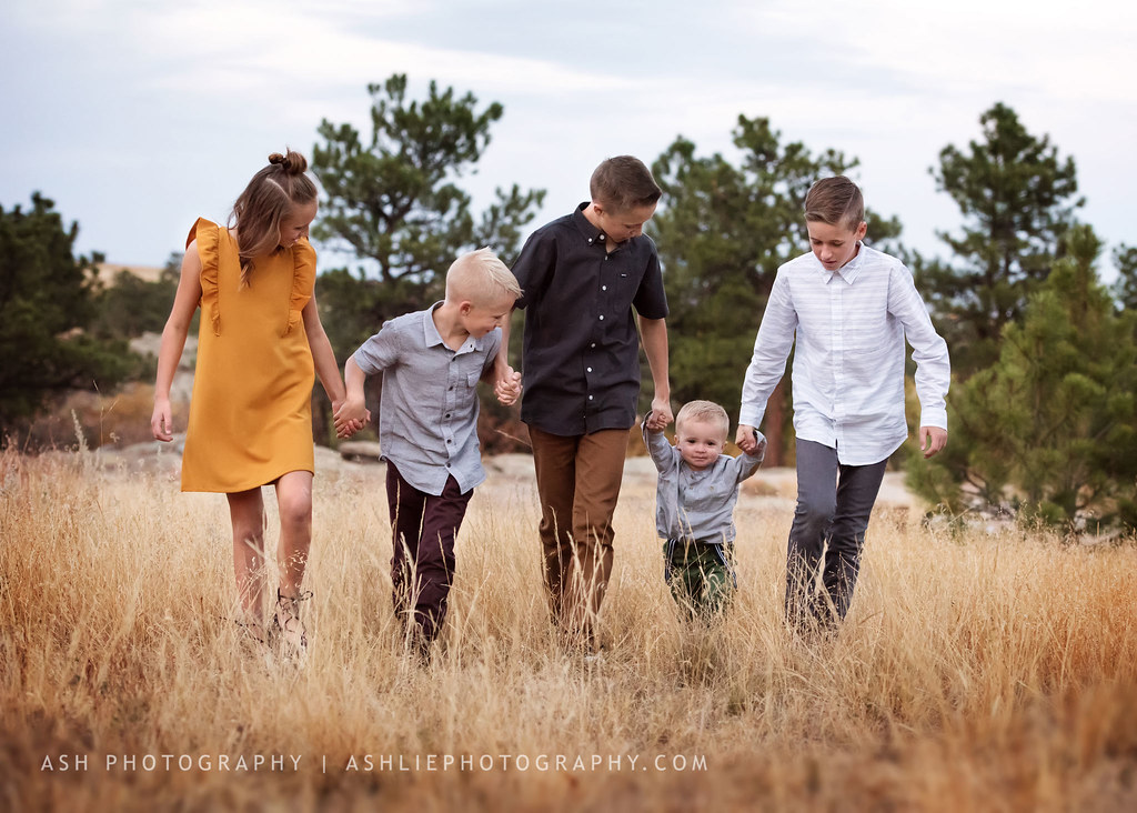 Sibling Photographer Colorado Springs