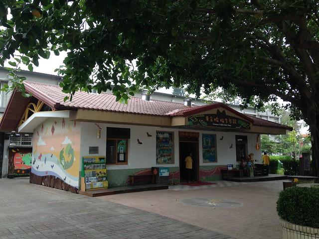 雲林水林鄉的黃金蝙蝠館。攝影:廖靜蕙