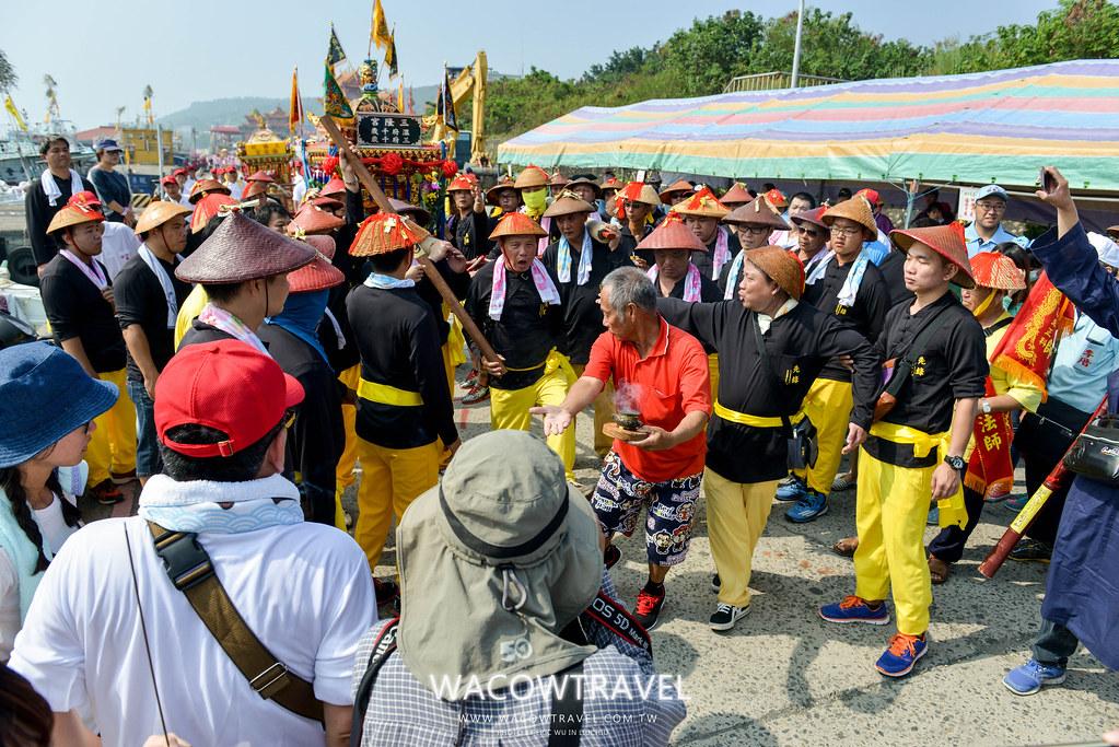 小琉球2015年迎王祭,王船祭,角頭遶境