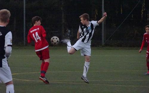 Rostocker FC U15 II 0:4 FSV Bentwisch U15