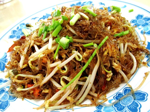 Y2K fried glass noodles