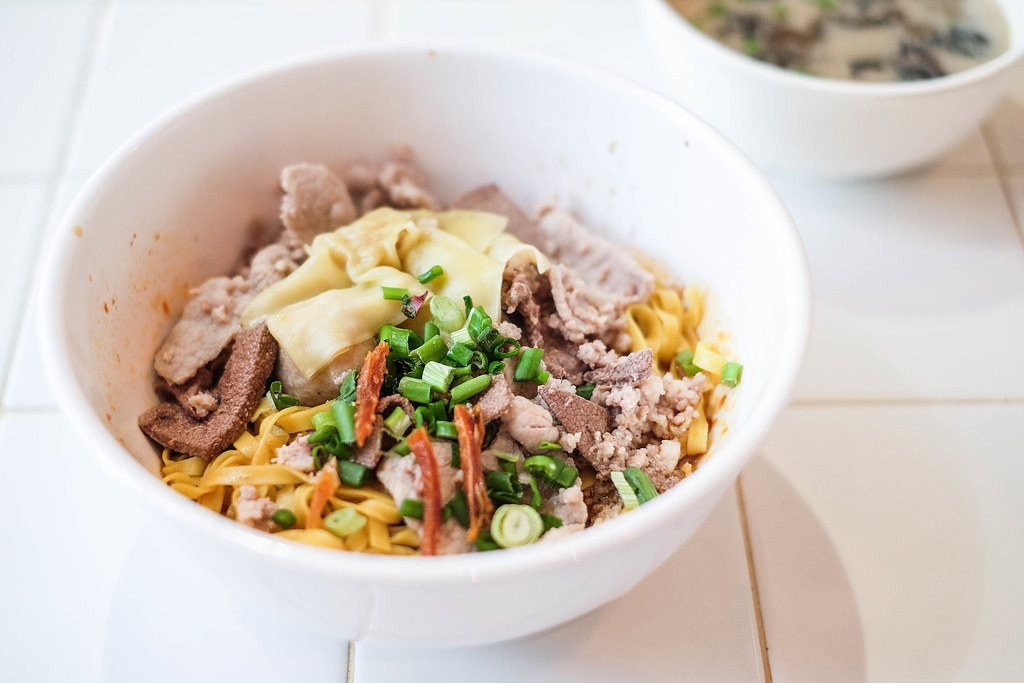 Food Republic: Capitol Bak Chor Mee