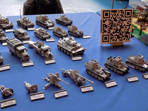 Stand de Panzerbricks
