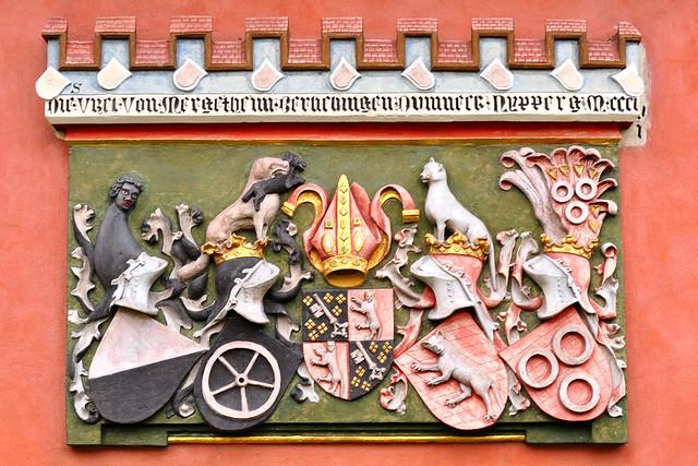 Ladenburg Neckar Museum Lobdengaumuseum Geschichte Archäologie Foto Brigitte Stolle Dezember 2015