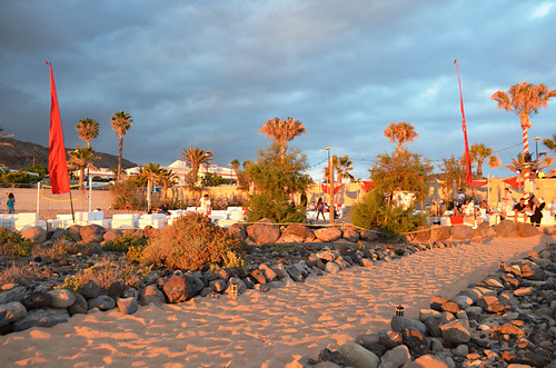 Bahia Beach, Palm Mar, Tenerife