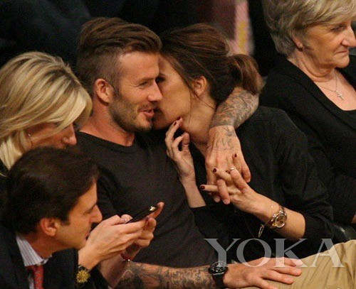 On offer for David Beckham's birthday wish