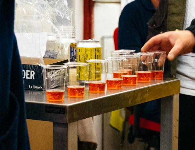 handbrake damson cider