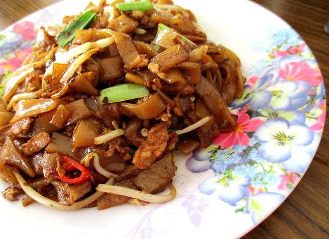 Choon Seng char kway teow, Chinese stall