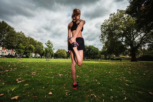 Estiramientos para corredores running