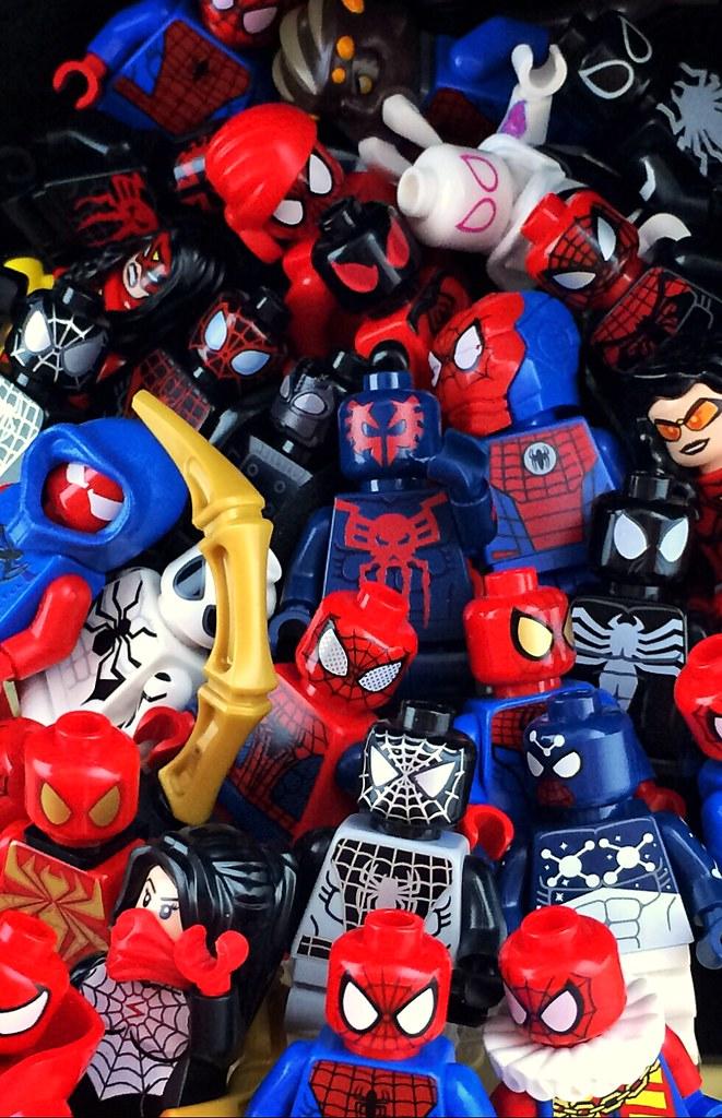 lego spider man 2099 Gallery