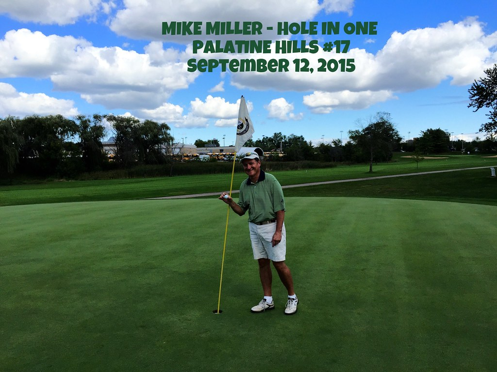 PHGA Mike Miller Hole in One 9/12/2015