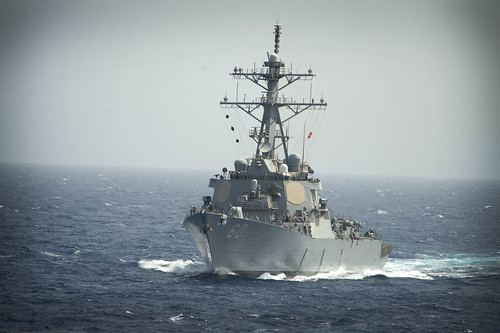 USS Paul Hamilton to Return from Independent Deployment