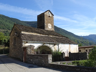 Iglesia dedicada a San Martín