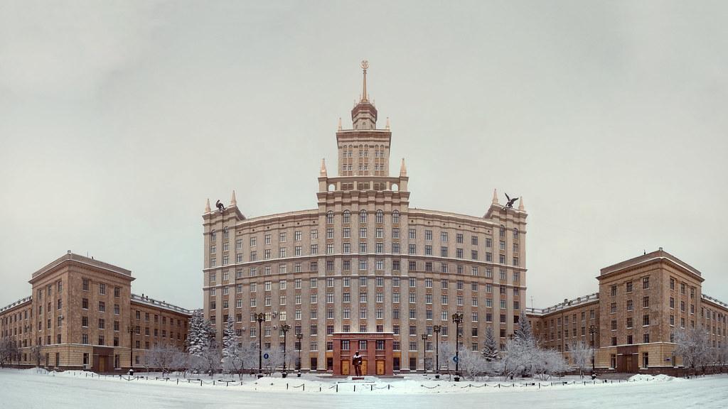 Южно-Уральский государственный университет - фотограф Челябинск