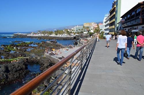 San Telmo Promenade, Puerto de la Cruz, Tenerife