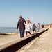 Family walk. Colwell Bay to Totland Bay - IMG_1002