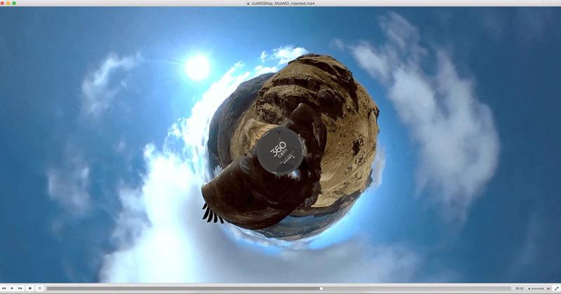 Công ty đứng sau VLC, VideoLan, hợp tác với công ty máy ảnh 360 độ Giroptic  để phát triển các tính năng mới. Với việc phát hành technical preview cho  kỹ ...
