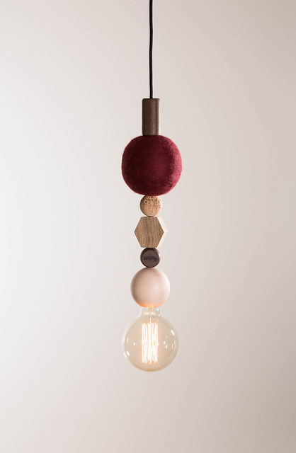 Modular pendant lighting by Jakob Forum Sundeno_08