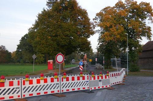 Baustelle Gartenstrasse #2