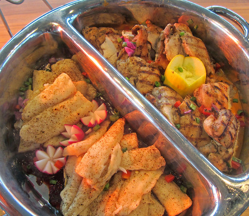 Fish and chicken flickr photo sharing for Fishers chicken and fish