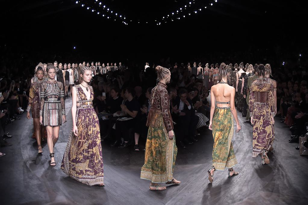 Valentino Spring/Summer 2016 at Paris Fashion Week