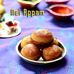 Nei appam recipe