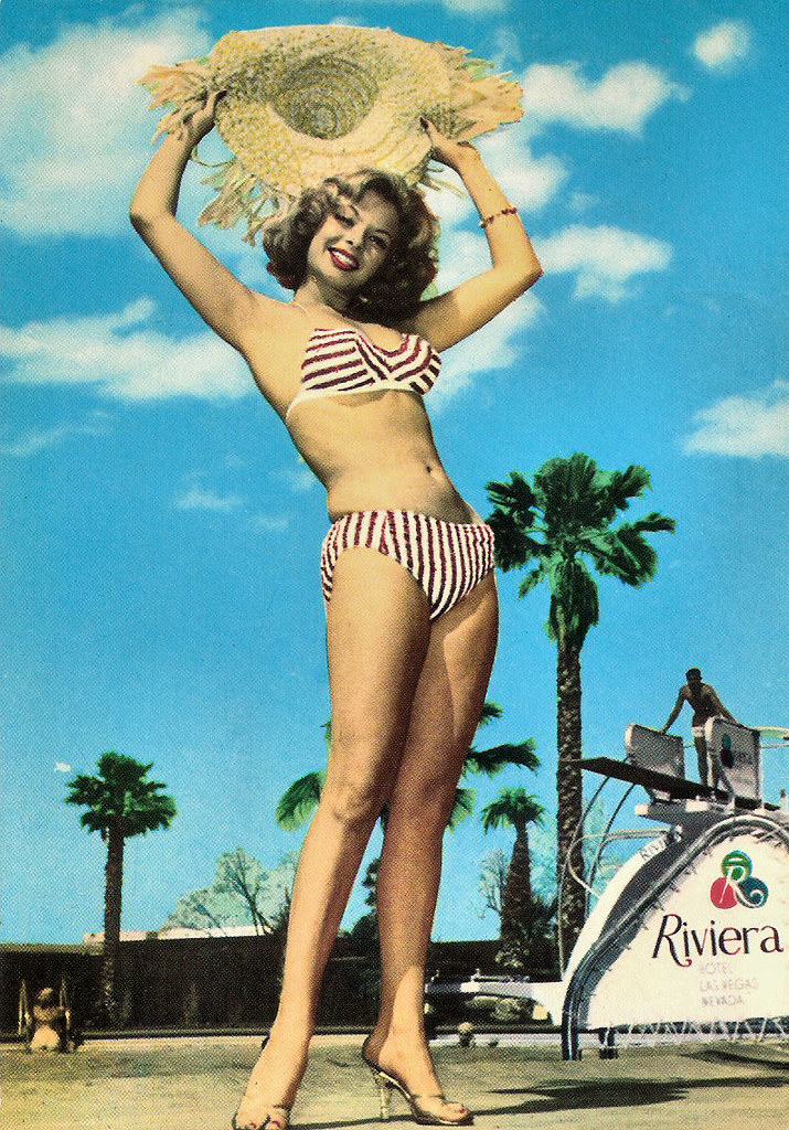 On The Riviera Italian Postcard By Rotalfoto Milano No