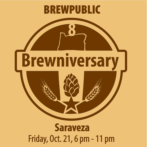 Brewpublic's 8th Brewniversary Killer Beer Week
