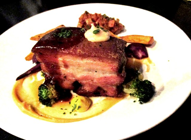 N2 Casual Dining crispy pork belly 1