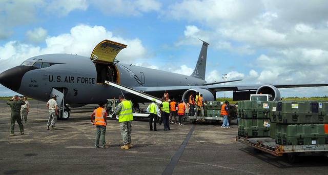 Mich. Guard in Liberia