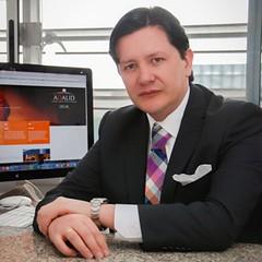 Andrés Guzmán Caballero, Adalid
