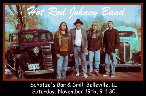 The Hot Rod Johnny Band 11-19-16