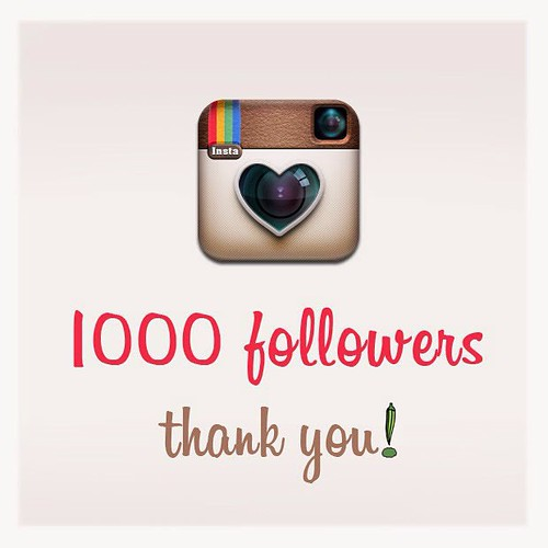 THANK YOU! 1,000 IG followers and growing ... #yallconnect # ...