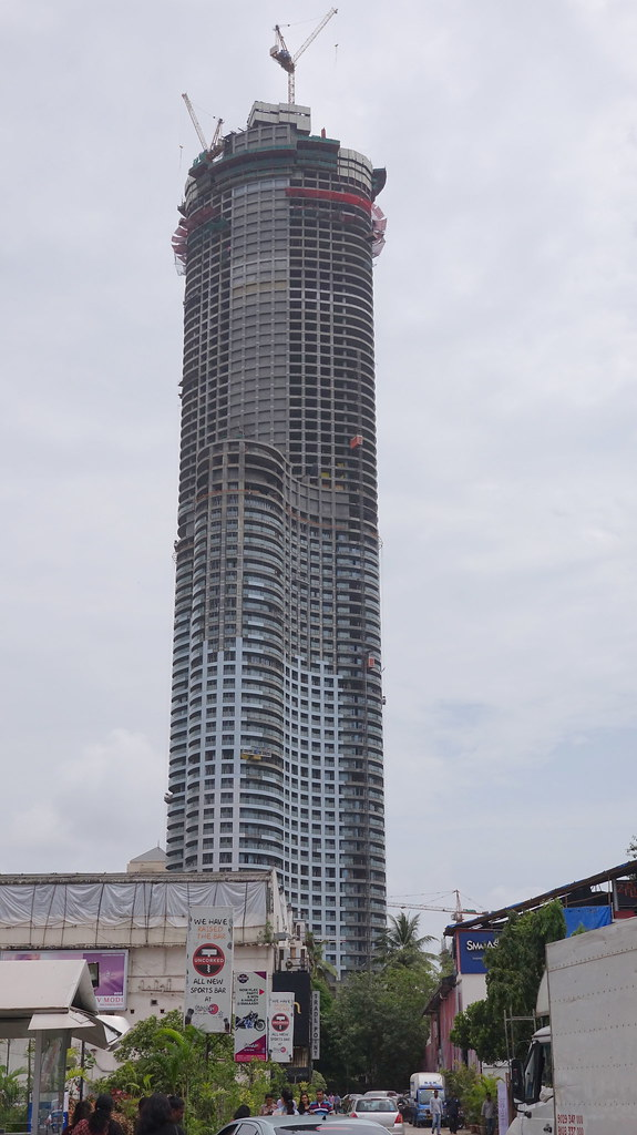 World's Tallest Residential To