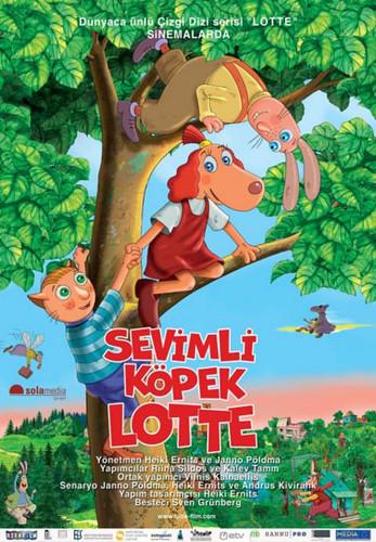 Sevimli Köpek Lotte - Leiutajateküla Lotte – Lotte From Gadgetville (2015)