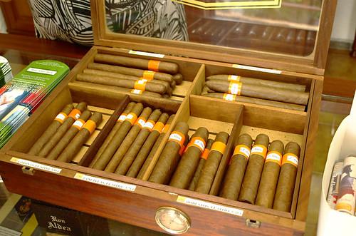 Cigars on La Palma, Canary Islands