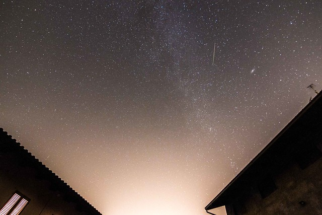 Perseid Meteor Shower - 2015