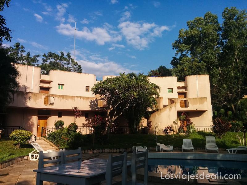 Natitingou Hotel Tata Somba