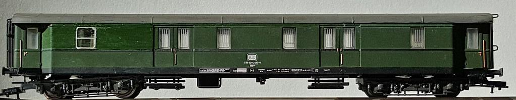 Liliput (Wien) Gepäckwagen Pw4üe-35 (modifiziert,