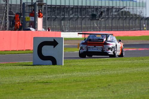 Paul Rees, Porsche Carrera Cup GB, Silverstone 2015